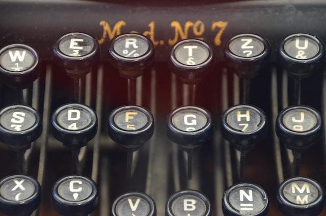 Blog Tastatur alt Kopie